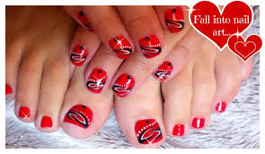 Easy Nail Polish Designs Tutorial Simple And Easy Nail Art Design Tutorials For Short Finger