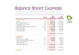 Online Balance Sheet Leading Business Online Module Balance Sheet