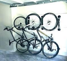 wall mounted bike rack garage bicycle best mount diy