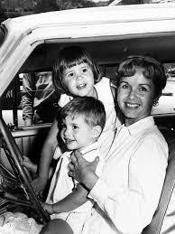 todd fisher children. Exellent Fisher Debbie Reynolds With Her Children Carrie And Todd Fisher Hollywood 1960 Throughout Fisher Children E