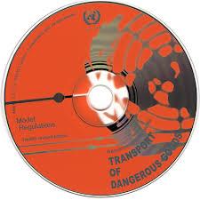 REC TRANSP DANG GOODS #<b>12 CD</b> - <b>United</b> Nations Publications
