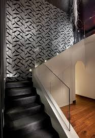 turn your stairwell wall into a stunning focal point photography elad gonen