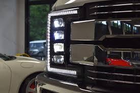 6 Sema 2017 Anzo Sheds Light On F250 F350 Switchback Led