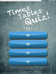 Times Tables Quiz! (Multiplication Trainer) on the App Store