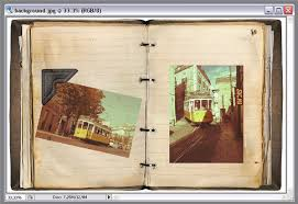 Vintage Photo Albums How To Create A Vintage Photo Album In Photoshop