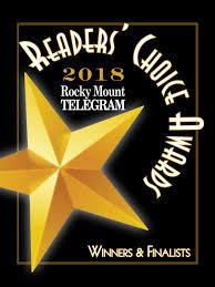 reader s choice awards 2018 rocky mount telegram