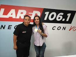 """Alan Paolo Car no Twitter: """"Gracias a @SOFI4LOPEZ doble medallista de Oro  en Juegos Centroamericanos (2006- 2017) armadora y capitana de la selección  nacional @BaloncestoGT por revivir en la @Lared1061 los mejores"""