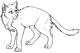 Cat Coloring Pages Printable Kinkenshopinfo