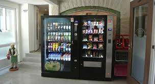 Vending Machine Rust Simple HotelKoselGarni Fischerstr 48 Rust