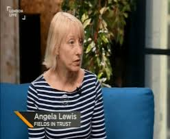 Fields in Trust Angela Lewis - Shout!