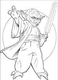 Yoda Coloring Trustbanksurinamecom