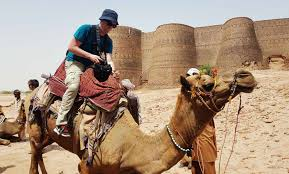 Cholistan Desert Camel Safari | Active Tours Pakistan
