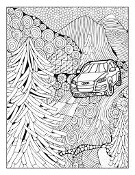 Free printable coloring pages and connect the dot pages for kids. Audi And Mercedes Release Coloring Pages To Battle Quarantine Boredom Business Insider
