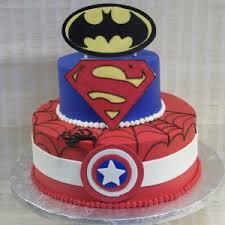 superhero sheet cake kids specialty dessert works