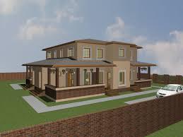 mediterranean duplex house plans and design 2 bedroom duplex house you