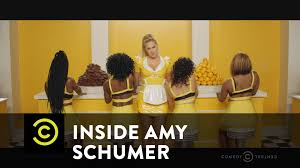 Q A There s no toning down Amy Schumer Features Charleston.