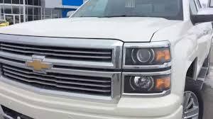 2015 Chevrolet Silverado HIGH COUNTRY 1500 4x4 Crew Cab Review ...