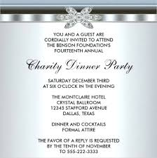 Inspiring Formal Event Invitation Denizblog Com