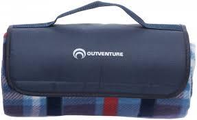 <b>Плед</b> Outventure сапфировый цвет — купить за 899 руб в ...