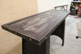 industrial modern furniture. modern industrial furniture and all steel sofa table m