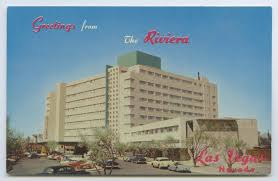 Postcard of Riviera Hotel] - The Portal to Texas History