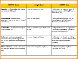 Employment Goals Examples Examples Of Smart Goals For Clerk Sample