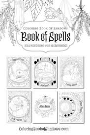 book of shadows coloring pages 3 o 83 best coloring book of shadows