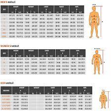 Seac Sub Size Chart Seacsub Mover