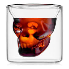 Купить <b>Термобокал Walmer Skull</b>, 0.08л, цвет прозрачный в ...