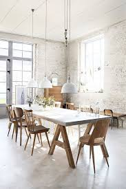 mismatched wooden dining chairs image by pascal françois via rum hemma