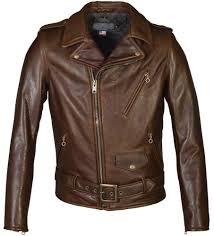schott nyc mens 519 perfecto waxy cowhide motorcycle jacket
