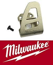 milwaukee tool belt. get quotations · milwaukee m18 fuel belt clip/hook for 2604-20, 2604-22, tool