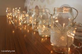 Use Fairy Lights In Bedroom Images Cassiefairy My Thrifty Life Pictures For  Diy Kilner Jar Display And Enchanting Photographers Who 2018