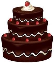 chocolate cake clipart. Modren Chocolate Cake Clipart Art Free Images Pies Happy Birthday  Anniversary Brithday Art Cakes Tarts Throughout Chocolate Clipart S