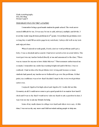 6+ Autobiography About Yourself Printable Template | The ...