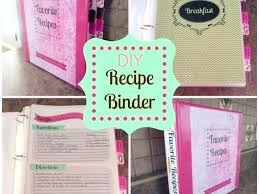 by recipes book template free