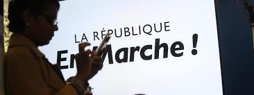 """Résultat de recherche d'images pour """"la republique en marche"""""""