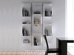 modern book shelves. Unique Shelves Italian Bookshelf Fifty By Cattelan Italia 3 Units  Modern  Bookcase  Inside Book Shelves E