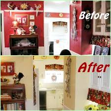 yellow country kitchens. Remodelaholic Kitchen Before And After; Country Decor Yellow Kitchens