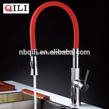 Long Neck Qili Red Kitchen Faucet - Buy Kitchen Faucet,Red Kitchen Faucet,Red  Kitchen Faucet Product on Alibaba.com