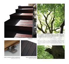 Il legno naturale a listoni come variante del calcestruzzo e delle