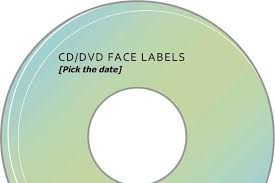 3 Dvd Label Template Free Download