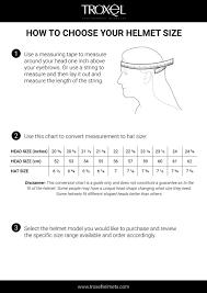 Equestrian Helmet Size Chart Troxel Spirit Schooling Graphic Helmet