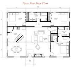 barn homes floor plans. Ponderosa Country Barn Main Floor Plan Homes Plans