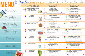 weekly meal planning for two 21 day fix aldi meal plan and shopping list