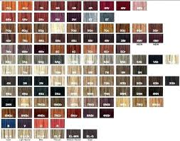 Paul Mitchell Hair Colour Chart 76 Exhaustive Pravana Chroma Silk Color Chart