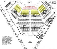 Paradise Cove Seating Chart Vip Seating Chart Slubne Suknie Info