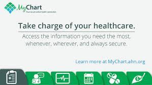 Ahn My Chart App 80 Extraordinary Allegheny Health My Chart