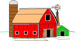 farm barn clip art. Farm Barn Clip Art Clipart Clipartcow 2 C
