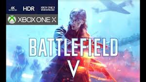 Battlefield 5 4K HDR & VRR XBOX ONE X ...